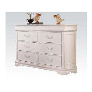 Classique White Dresser