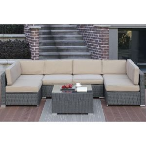 POUNDEX 7-PCS SECTIONAL SECTIONAL 458