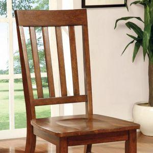 Foster I Dark Oak Table Chair(2PK)