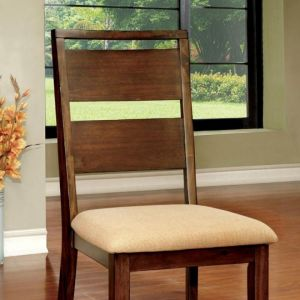 Dwayne Dark Oak Table Chair(2PK)