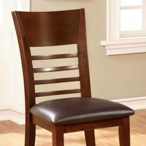 Hillsview I Brown Cherry Table Chair(2PK)