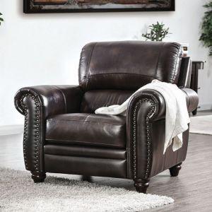 Edmont Brown Chair