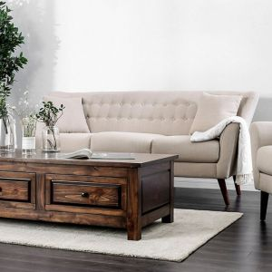 Brecker Beige Sofa