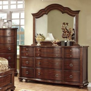 Bellavista Brown Cherry Dresser