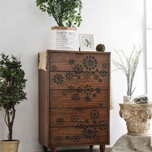 Amarantha Dark Oak Chest