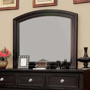 Argusville Espresso Mirror