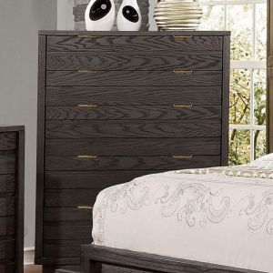 Bailey Dark Gray Chest