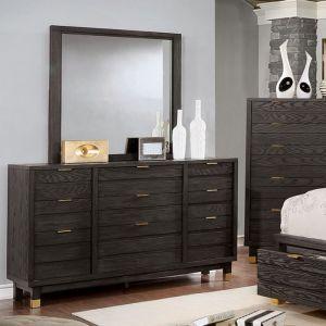 Bailey Dark Gray Dresser