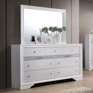 Chrissy White Dresser