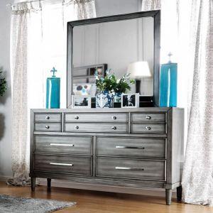 Daphne Gray Dresser