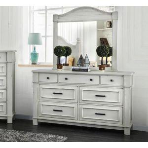 Daria Antique White Dresser