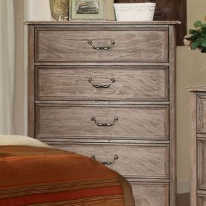 Belgrade I Rustic Natural Tone Chest