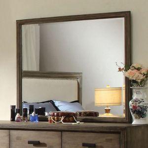 Antler Natural Ash Mirror