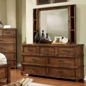 Baddock Antique Oak Dresser