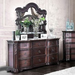 Arcturus Brown Cherry Dresser
