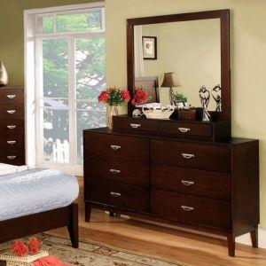 Crystal Lake Brown Cherry Dresser