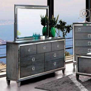 Clover Gray Dresser