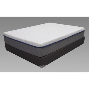 Amenity Blue Soft 12  Mattress Set