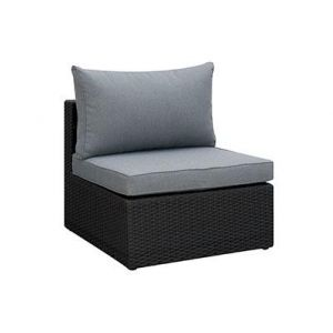 POUNDEX OUTDOOR ARMLESS CHAIR P50142 SECTIONAL