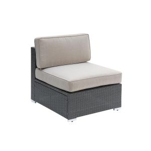 POUNDEX OUTDOOR ARMLESS CHAIR P50314