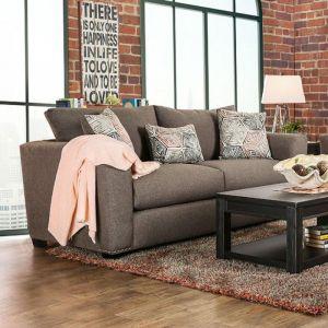Bensen Brown Sofa
