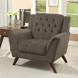 Leia II Gray Chair