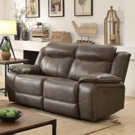 Page Gray Loveseat