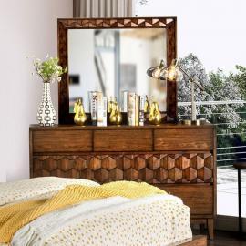Kallisto Chestnut Brown Dresser
